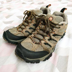 SOLD - Merrell Continuum Vibram Hiking Boots Shoes